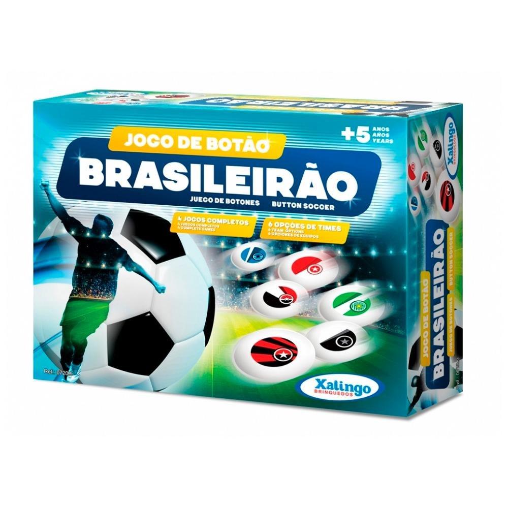 Futebol de Botão Brasileirão Xalingo