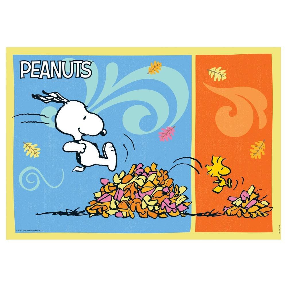 Quebra-Cabeça Snoopy 30 Peças Grow