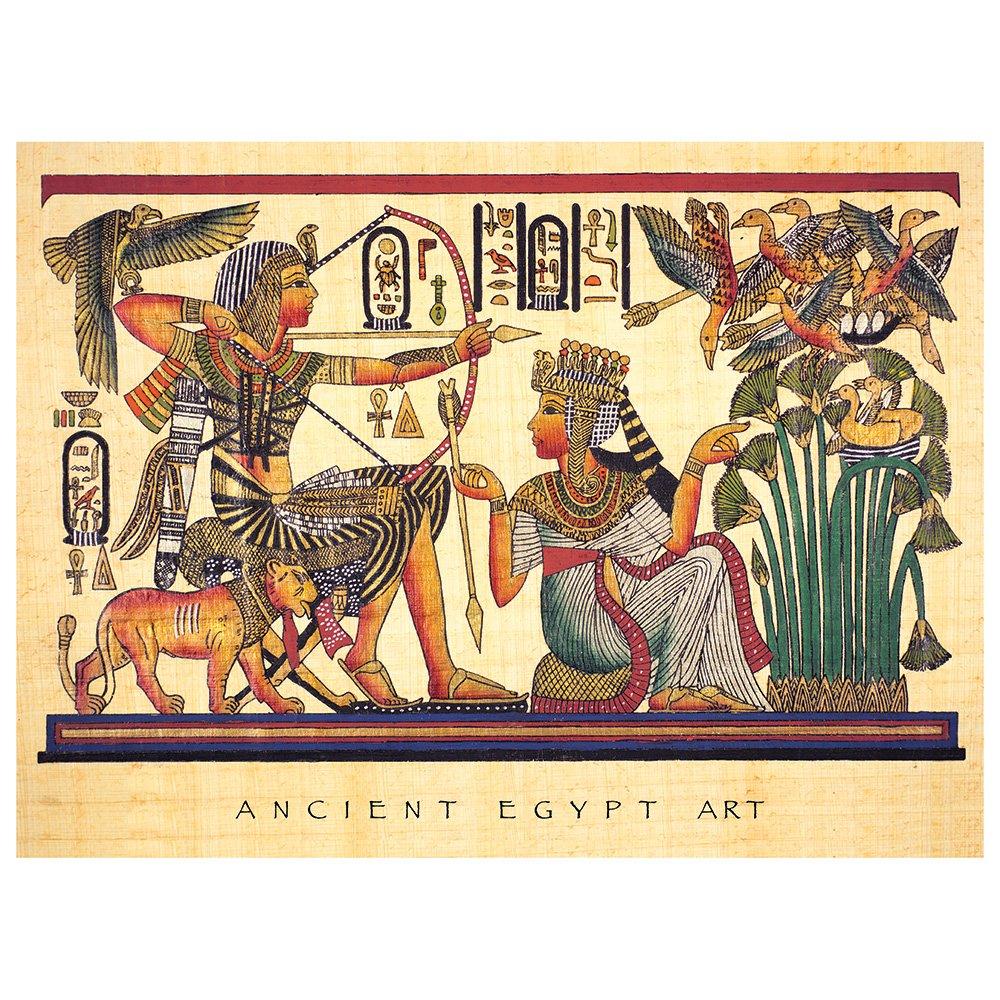 Quebra-Cabeça Arte Egípcia 500 Peças Grow