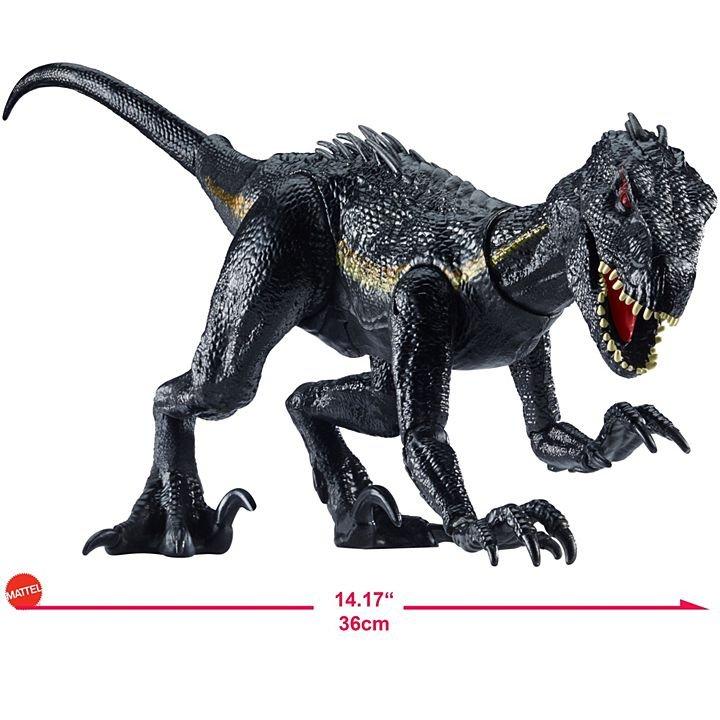 Jurassic World Dinossauro Vilão Indoraptor Mattel