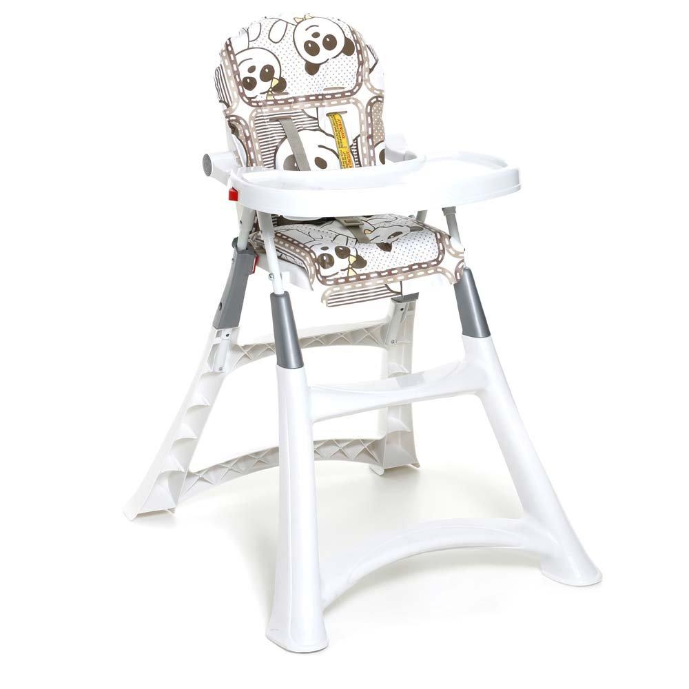 Cadeira de Alimentação Alta Premium Panda Galzerano