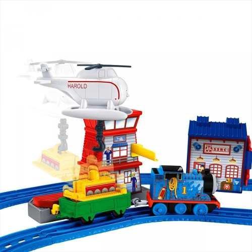 Ferrovia Thomas Ao Resgate Thomas & Friends Fisher-Price
