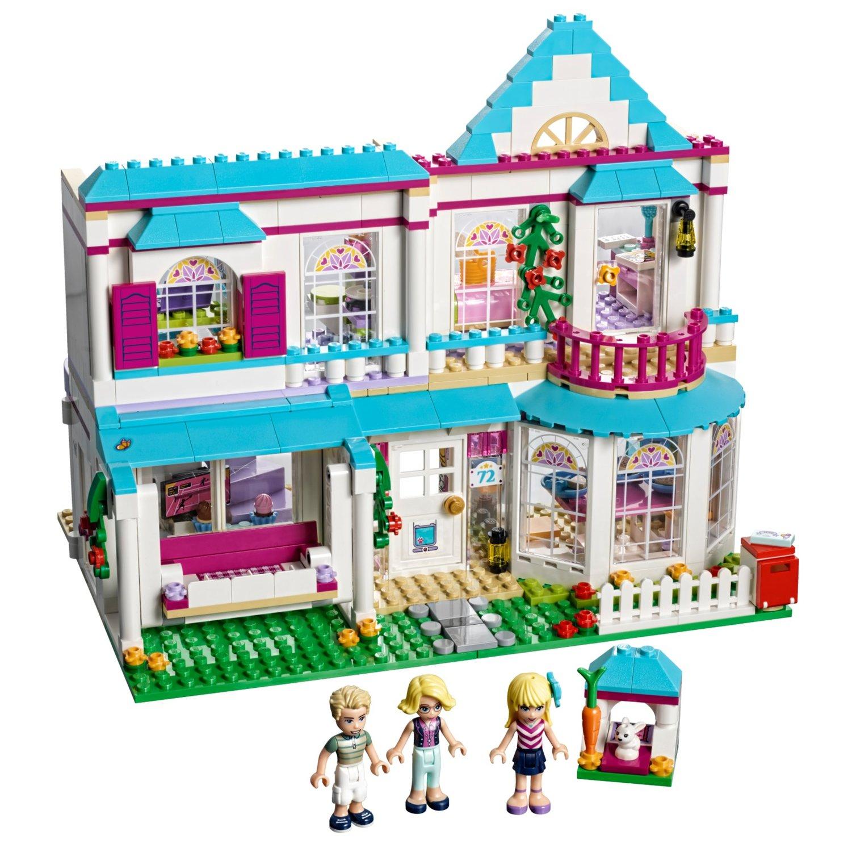 A Casa da Stephanie Lego