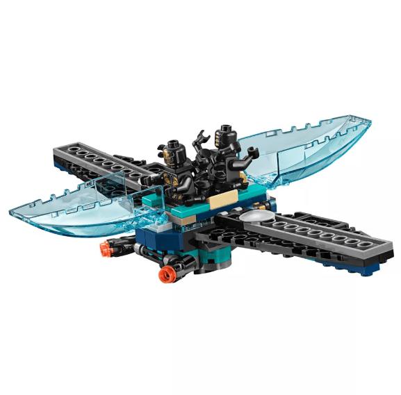 Ataque a Escolta de Cargueiro Lego