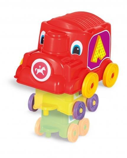 Locomotiva Animada Calesita