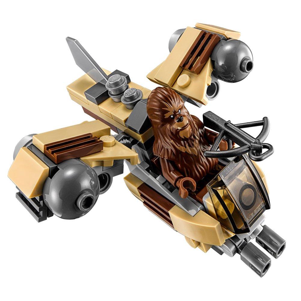 Star Wars Wookiee Gunship Lego