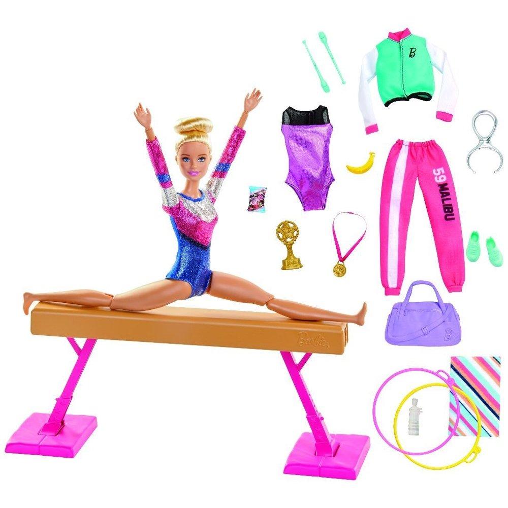 Boneca Barbie Ginasta Mattel