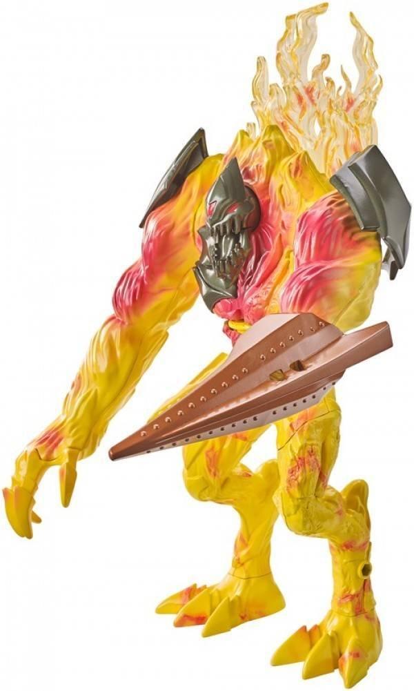 Boneco Articulado Max Steel Elementor Armadura Metal Mattel