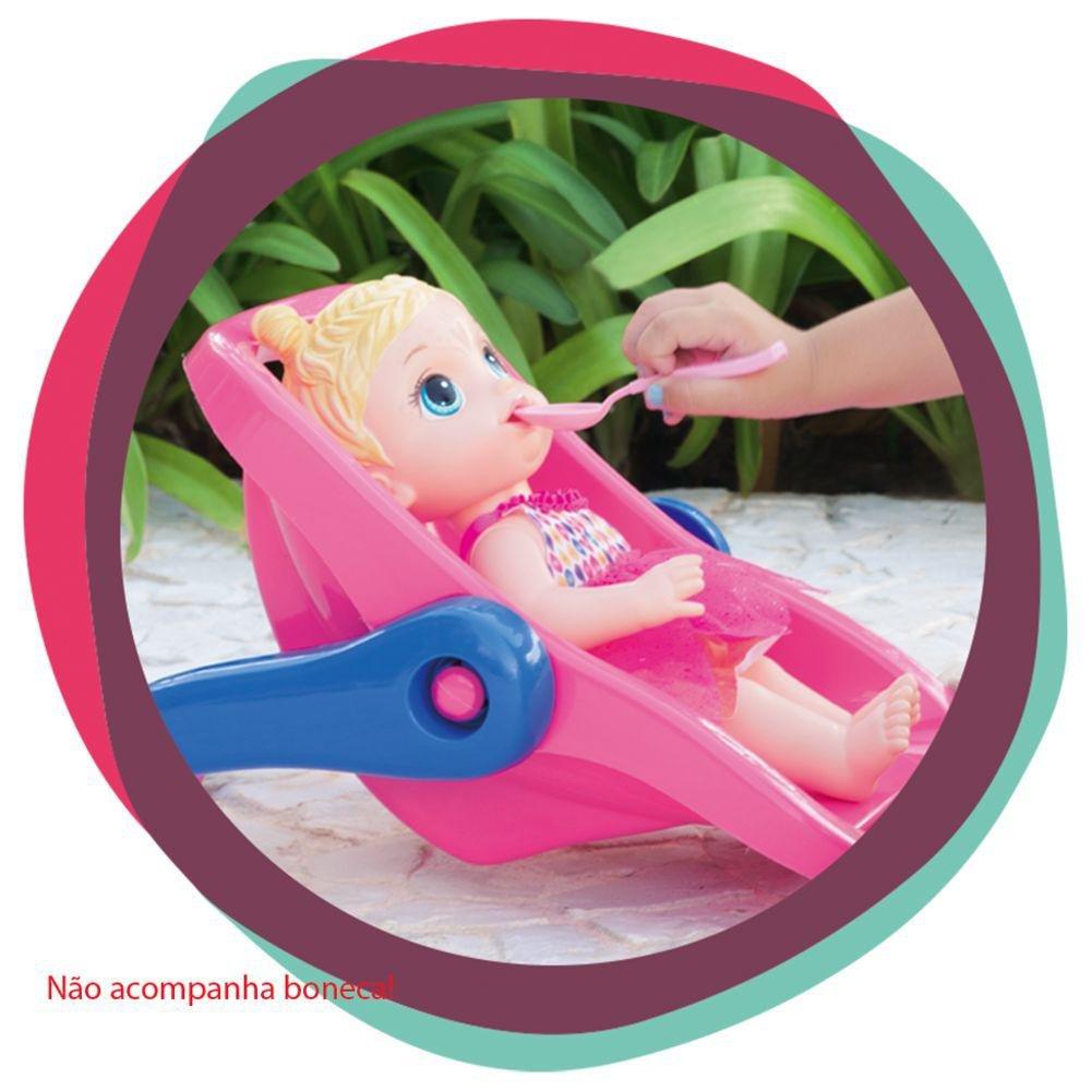 Bebê Conforto Baby Alive Cotiplás
