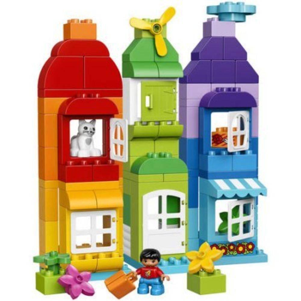 Caixa Criativa Duplo Lego