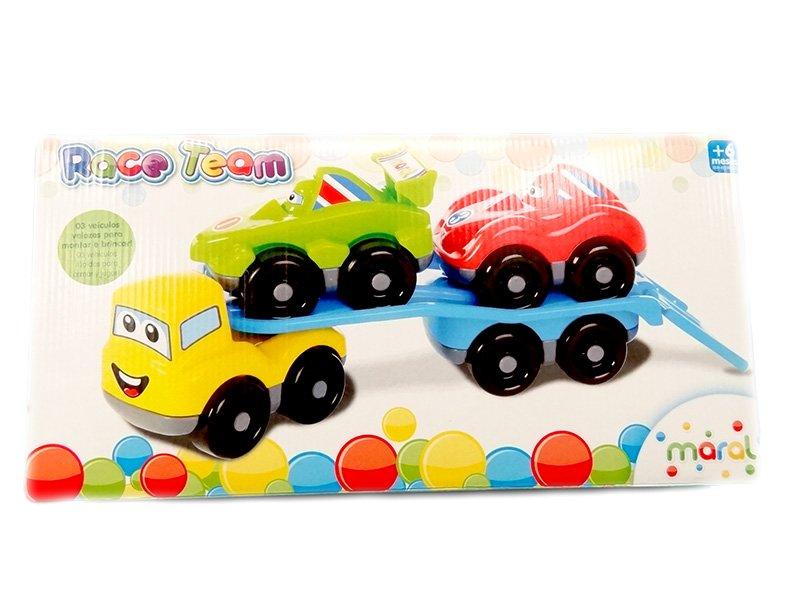 Caminhão Race Team Maral
