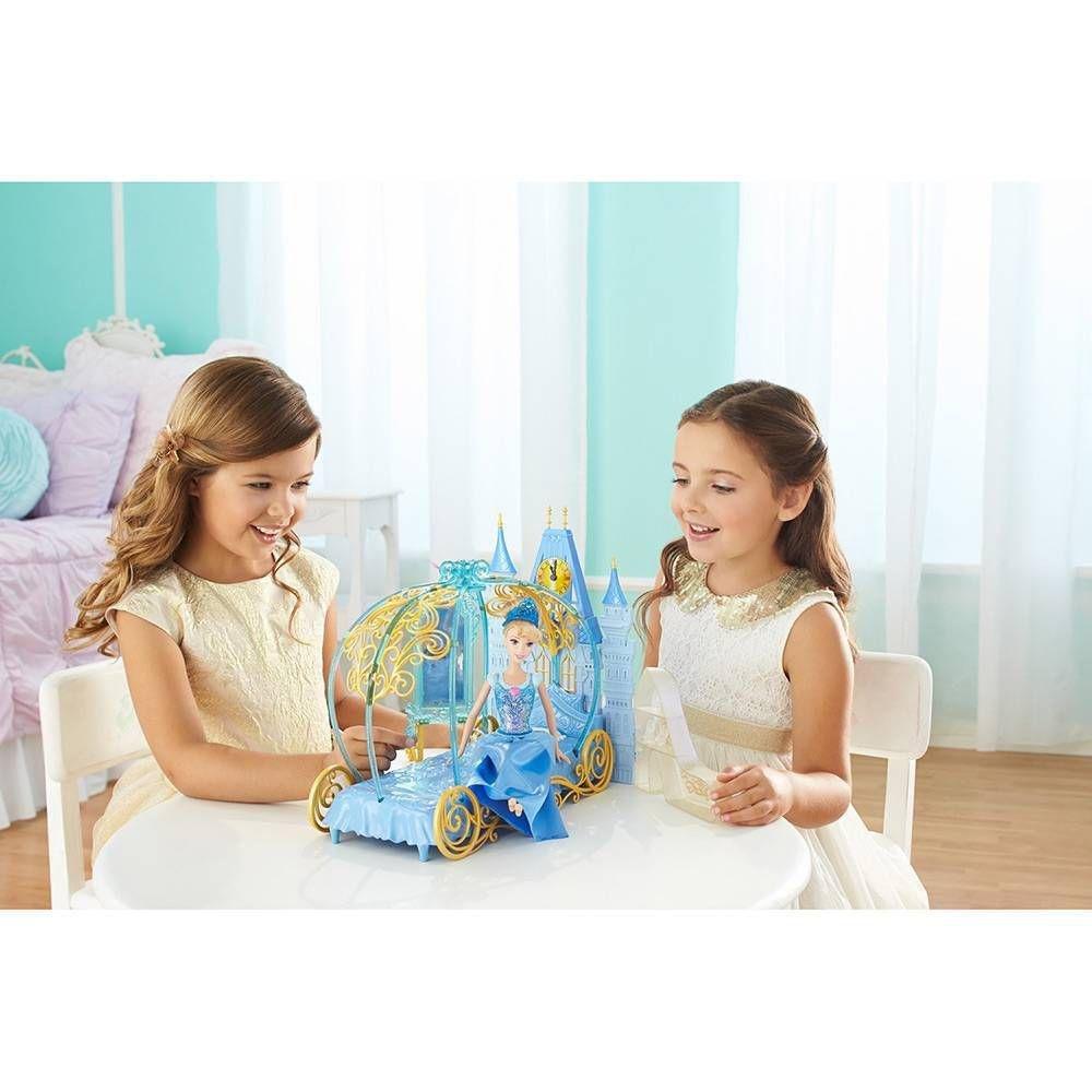 Conjunto para Boneca Quarto da Cinderela Princesas Disney Mattel