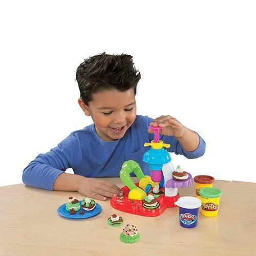 Conjunto Play-Doh Cookies Hasbro