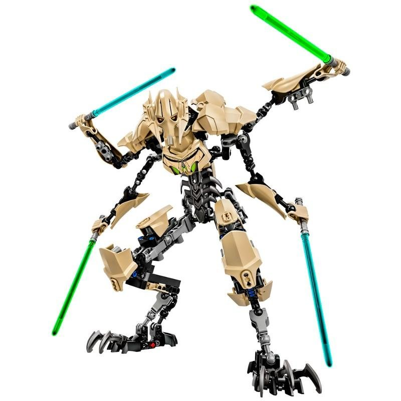 Star Wars General Grevious Lego