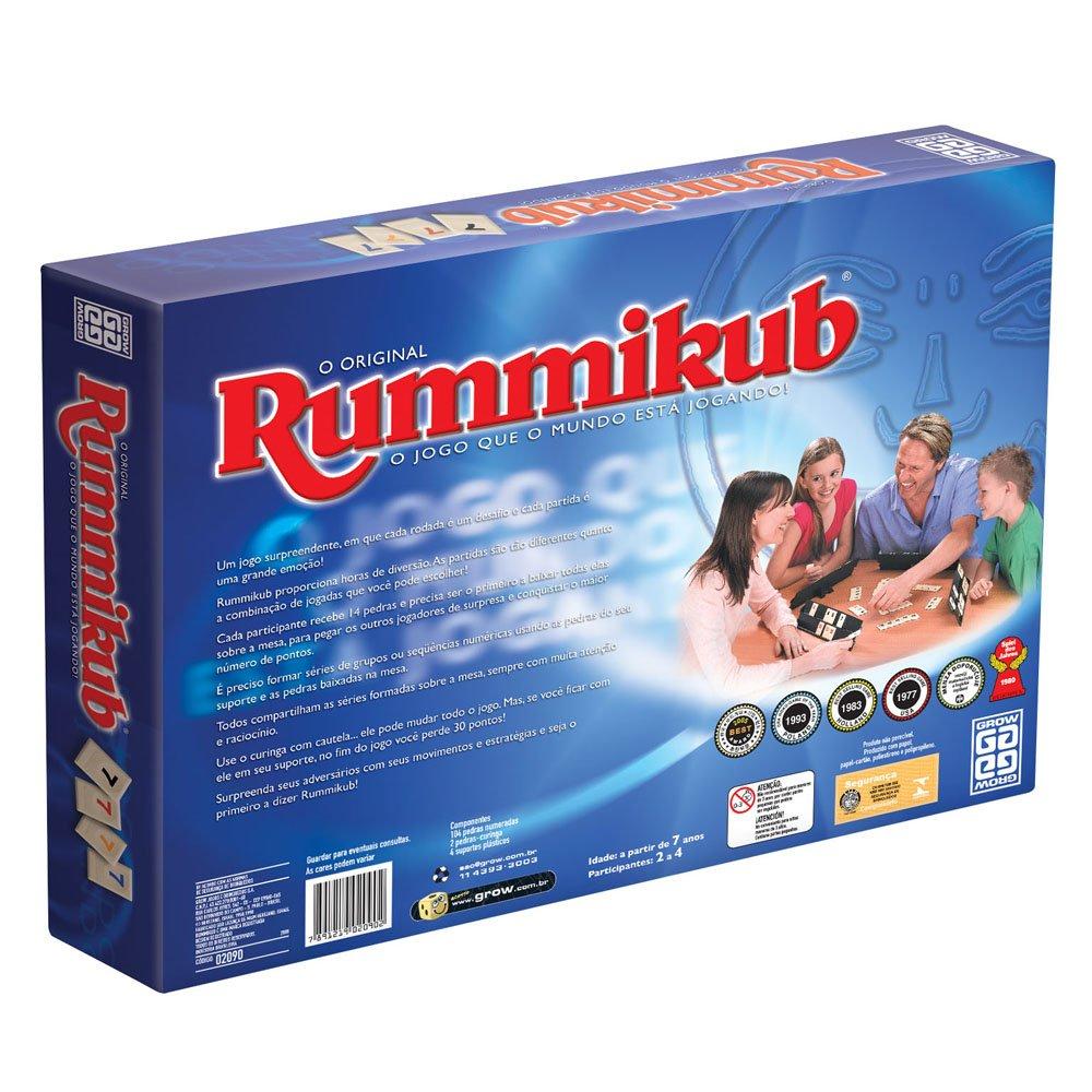 Rummikub Original Grow