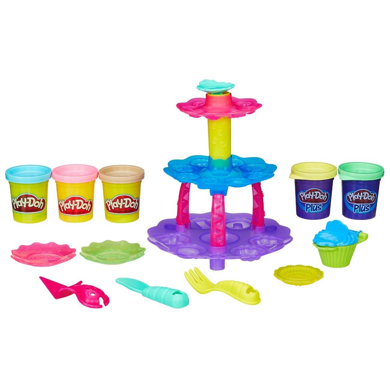 Conjunto Play-Doh Torre de Cupcakes Hasbro