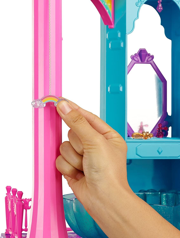 Dreamtopia Castelo Arco-Íris Barbie Mattel