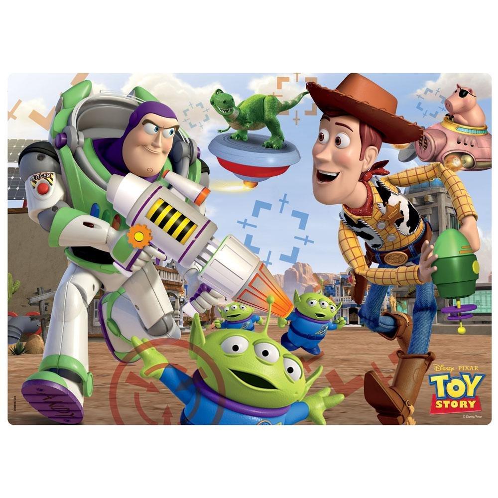 Quebra-Cabeça Toy Story 3 60 Peças Grow