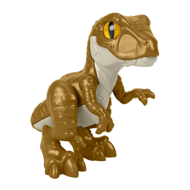 Figura Básica T.Rex Baby Jurassic World Imaginext Mattel