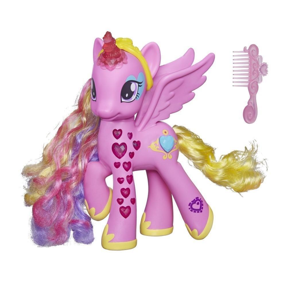 Figura My Little Pony Princesa Cadance Luxo Hasbro