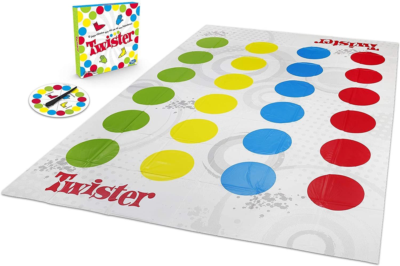Jogo Twister Hasbro Gaming