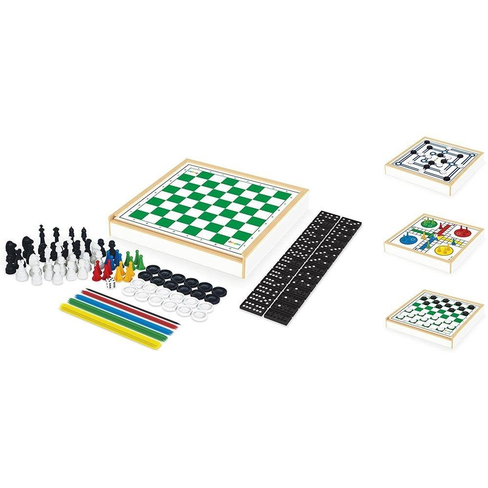 Jogos Clássicos 6 x 1 Junges