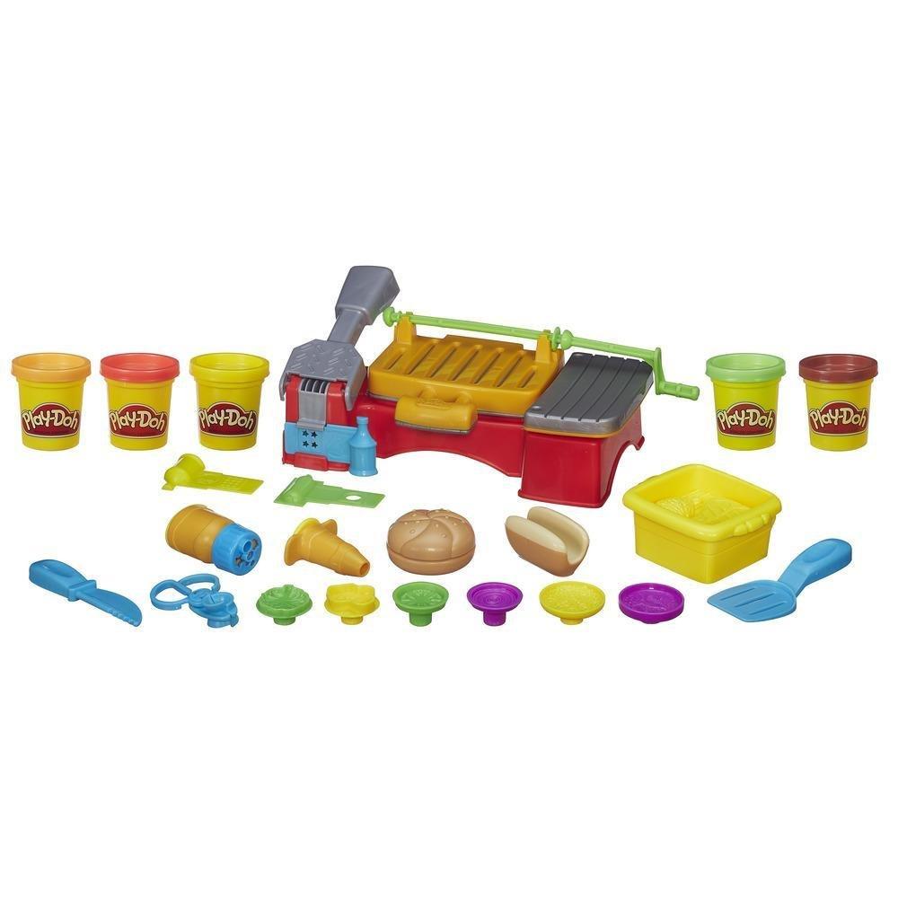 Kit Churrasco Massinha de Modelar Play-Doh Hasbro