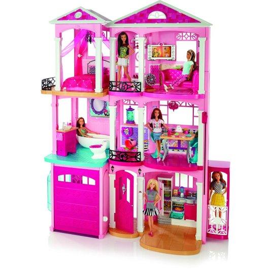 Conjunto Nova Casa Dos Sonhos Barbie Mattel