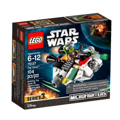 75127 Lego The Ghost Series 3