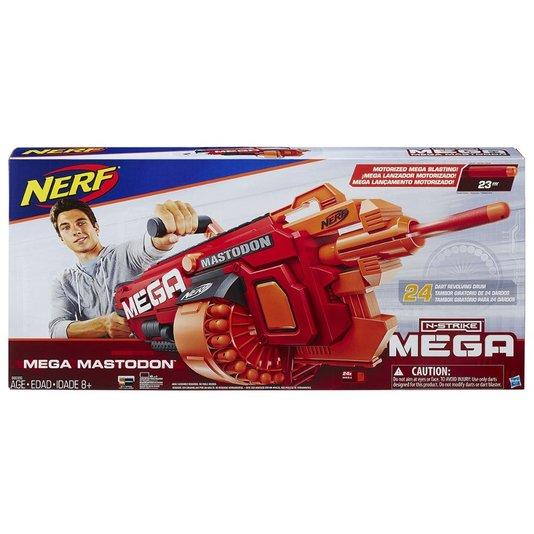 Lançador Nerf Mega Mastodon Hasbro