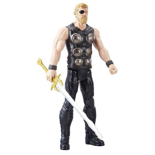 Boneco Avengers Guerra Infinita Thor Hasbro