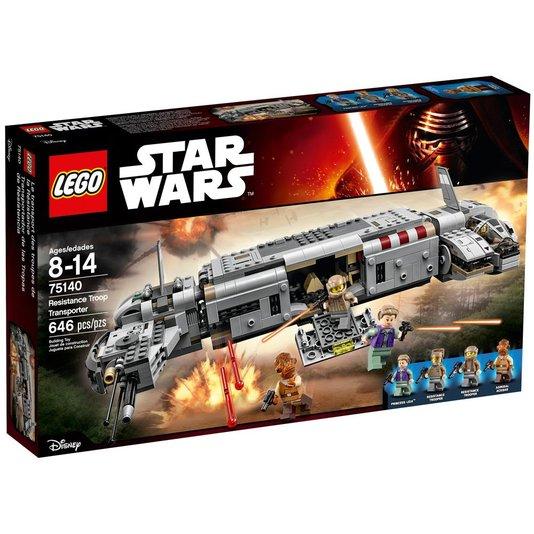 Star Wars Transporte da Tropa de Resistencia Lego