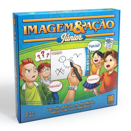 Jogo Imagem & Ação Júnior Grow