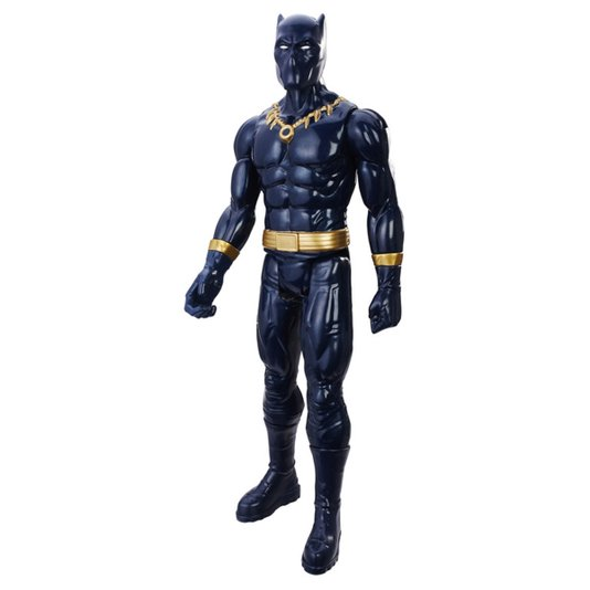 Boneco Avengers Titan Hero Pantera Negra Hasbro