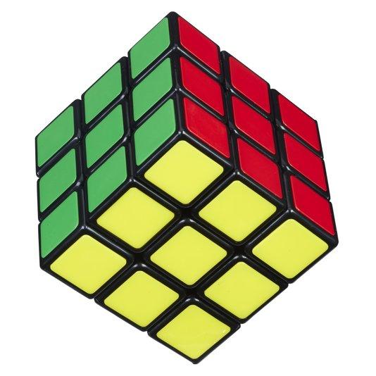 Jogo Rubik's Cubo Mágico Hasbro