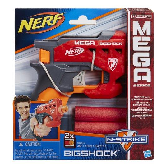 Lançador Nerf N-Strike Mega Bigshock Hasbro