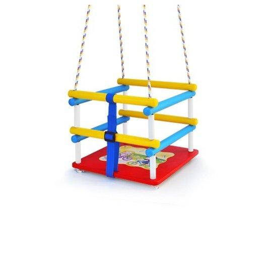 Balanço de madeira para Bebê Junges