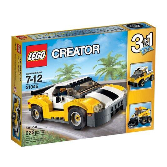 Creator Carro Veloz Lego