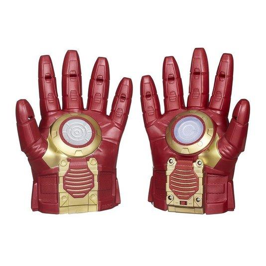 Luva Eletrônica Marvel Avengers Homem de Ferro Hasbro