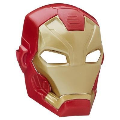Máscara Eletrônica Marvel Avengers Homem de Ferro Hasbro