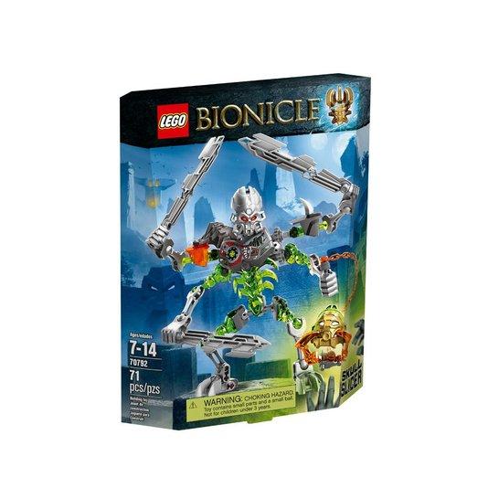 Bionicle Caveira Cortadora Lego