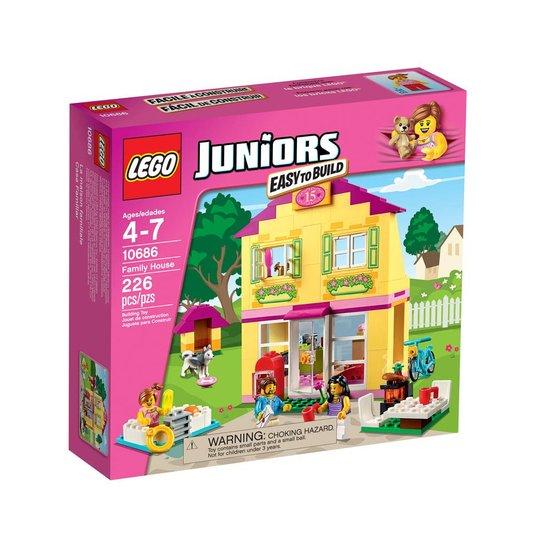 10686 Lego Juniors Casa Da Família