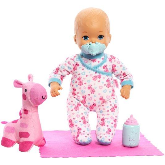 Boneca Little Mommy Bebê Doces Sonhos Mattel