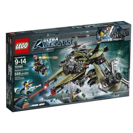 Ultra Agents Assalto Ciclônico Lego