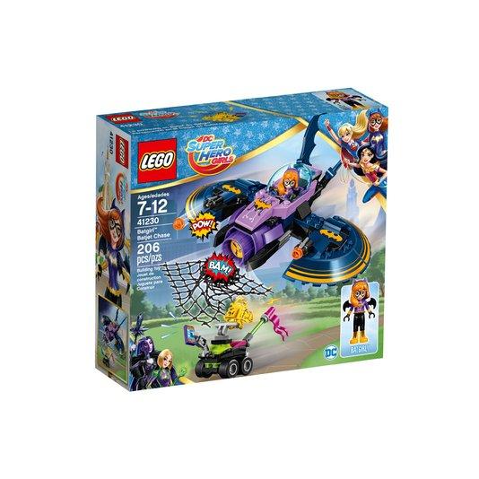 41230 Lego Super Heroes Girls A Perseguição em Batjet de Batgirl™