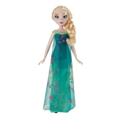 Boneca Clássica Disney Frozen Febre Congelante Elsa Hasbro
