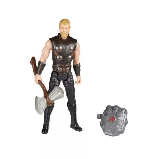 Boneco Avengers Power Pack Thor Guerra Infinita Hasbro