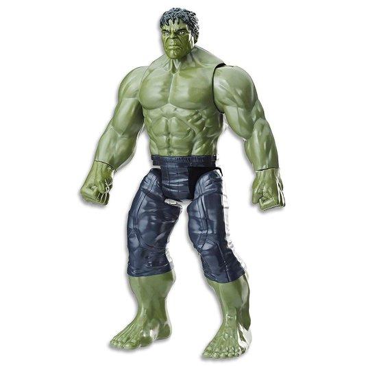 Boneco Avengers Guerra Infinita Hulk Hasbro