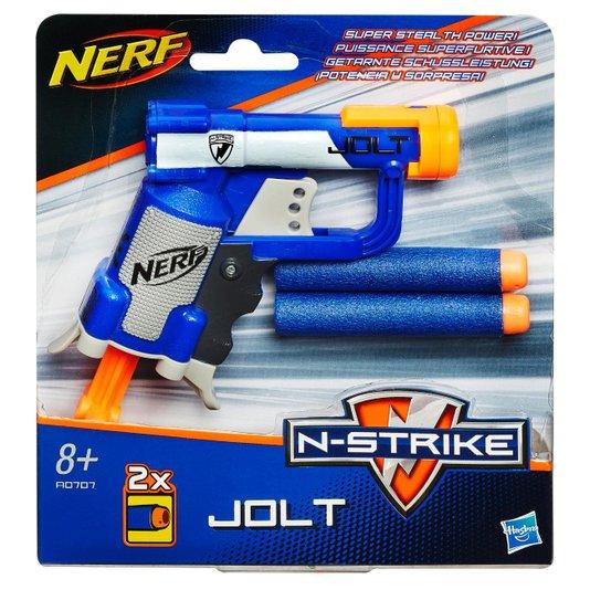 Lançador Nerf N-Strike Elite Jolt Hasbro