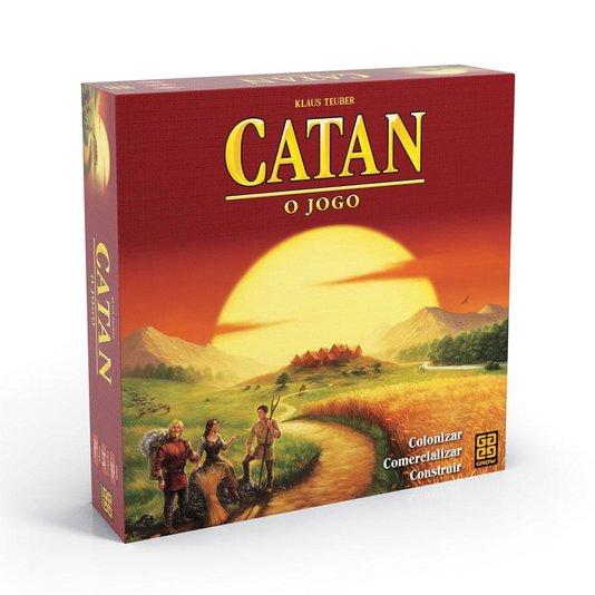Jogo Catan Grow